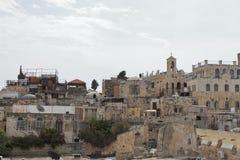 Jerusalem gammal stad - Israel Royaltyfria Bilder