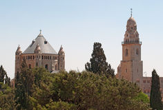 Jerusalem gammal stad, Israel, Mellanösten Royaltyfri Fotografi