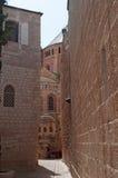 Jerusalem gammal stad, Israel, Mellanösten Fotografering för Bildbyråer