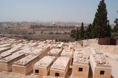 Jerusalem gammal stad, Israel, Mellanösten Arkivfoto
