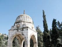 Jerusalem Grave of Mujir al-Din 2008 Royalty Free Stock Image