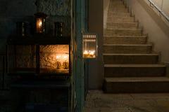 Jerusalem Hanukkah Western Wall Tunnels Tour. Israel Royalty Free Stock Image