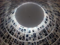 Jerusalem, Holocaust Museum Yad Vashem Royalty Free Stock Image