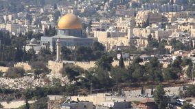 Jerusalem stock footage