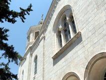 Jerusalem Holy Trinity Church 2007 Royalty Free Stock Photo