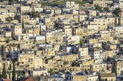 Jerusalem Homes Royalty Free Stock Images