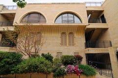 Jerusalem house Stock Photography