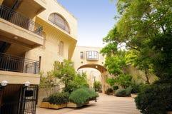 Jerusalem house Royalty Free Stock Images