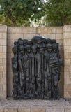 JERUSALEM, ISRAEL – 4 APRIL 2017: Yad Vashem – Monument to J Stock Photos
