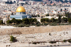 Jerusalem - Israel Royalty Free Stock Photo