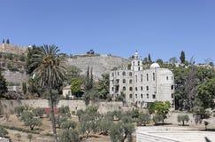 jerusalem israel Royaltyfri Bild