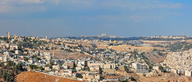 Jerusalem Israel Lizenzfreie Stockfotos