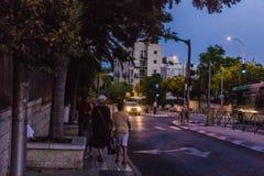 Jerusalem, Israel. Jerusalem /dʒəˈruːsələm/; Hebrew: יְרוּשָׁלַיִם About this sound Yerushalayim [jeruʃaˈlajim]; Arabic Royalty Free Stock Photos