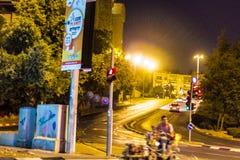 Jerusalem, Israel. Jerusalem /dʒəˈruːsələm/; Hebrew: יְרוּשָׁלַיִם About this sound Yerushalayim [jeruʃaˈlajim]; Arabic Stock Photo
