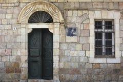 Jerusalem, Israel, 15 June 2015 Eliezer Ben Yehuda`s Home in Jer. Eliezer Ben Yehuda, instrumental in the revival of Hebrew as a modern living language, lived Royalty Free Stock Image