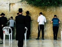 Colors of Jerusalem royalty free stock photography