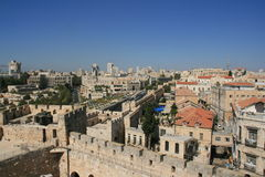 Jerusalem, Israel. Royalty Free Stock Photo
