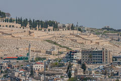 Jerusalem, Israel, view of the city Royalty Free Stock Image