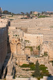 Jerusalem, Israel, view of the city Stock Photos