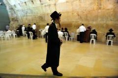 The Wailing Wall - Israel Royalty Free Stock Images