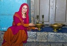 Jerusalem knight festival Royalty Free Stock Image