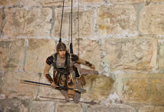 Jerusalem knight festival Stock Images