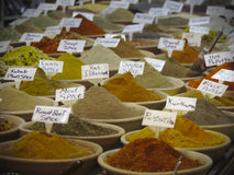Jerusalem kryddor Royaltyfri Bild