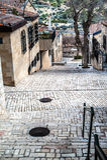 Jerusalem lane Royalty Free Stock Photo