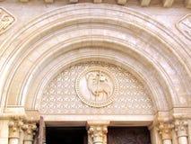 Jerusalem Lutherankyrka av Förlossare 2012 Royaltyfri Fotografi