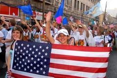 Jerusalem March Stock Images
