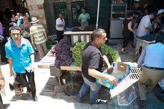 Jerusalem market Royalty Free Stock Images