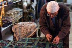 Jerusalem marknadsför den gammala staden Royaltyfri Foto