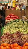 Jerusalem-Markt stockbild