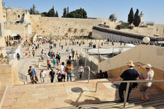 The Kotel - Israel Royalty Free Stock Images