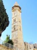 Jerusalem Mosque of Omar 2012 Stock Photo