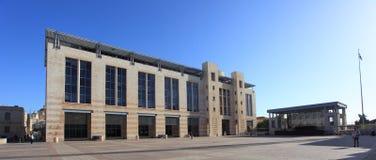 Jerusalem Municipality City Hall Building Royalty Free Stock Photo