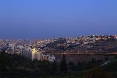 Jerusalem. In the night,  Israel Stock Photos