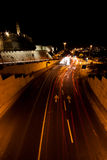 Jerusalem, Nightshot Stock Photos