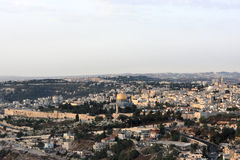 Jerusalem - The Old City Royalty Free Stock Photography