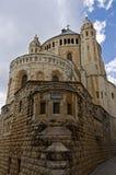 Jerusalem Old City. Church tower Stock Image