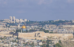 Jerusalem old city Royalty Free Stock Photography