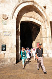 Jerusalem Old City Royalty Free Stock Image