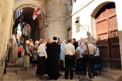 Jerusalem Old City Royalty Free Stock Image