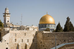 Jerusalem Old City Royalty Free Stock Photos