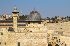 Jerusalem old city Stock Photography