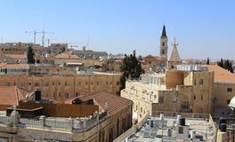 Jerusalem. Old city of Jerusalem, Israel, day Stock Photography