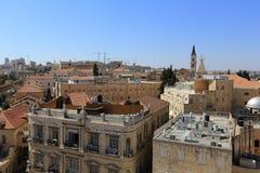 Jerusalem. Old city of Jerusalem, Israel, day Stock Image