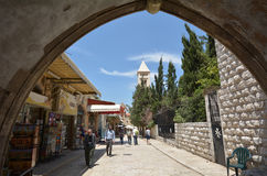 Jerusalem old city - Israel Stock Photography