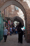 Jerusalem, Old City, Israel, Middle East Stock Images