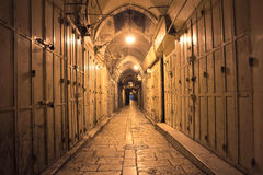 Jerusalem old city Royalty Free Stock Images
